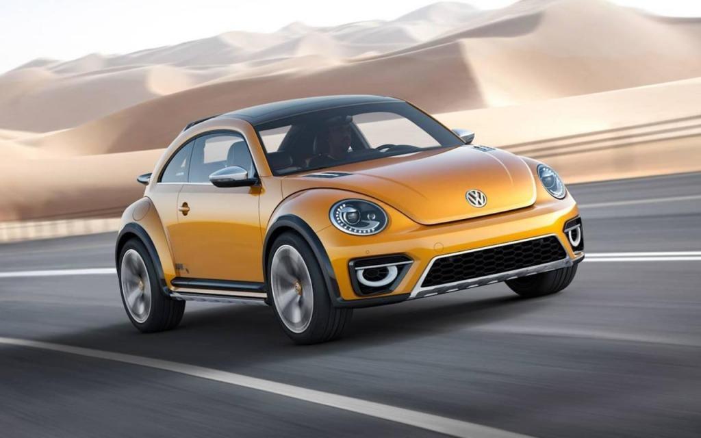 2021 Volkswagen Beetle Dune Release Date