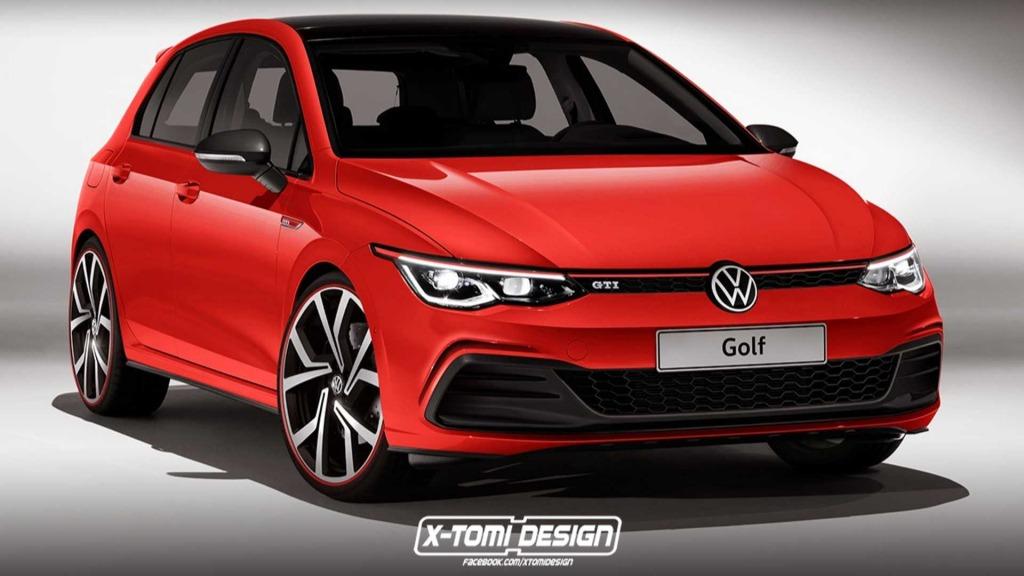 2021 Volkswagen Golf GTD Concept