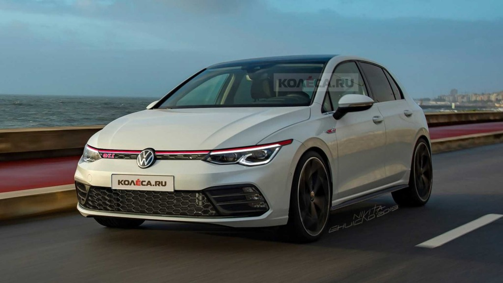 2021 Volkswagen Golf GTD Powertrain