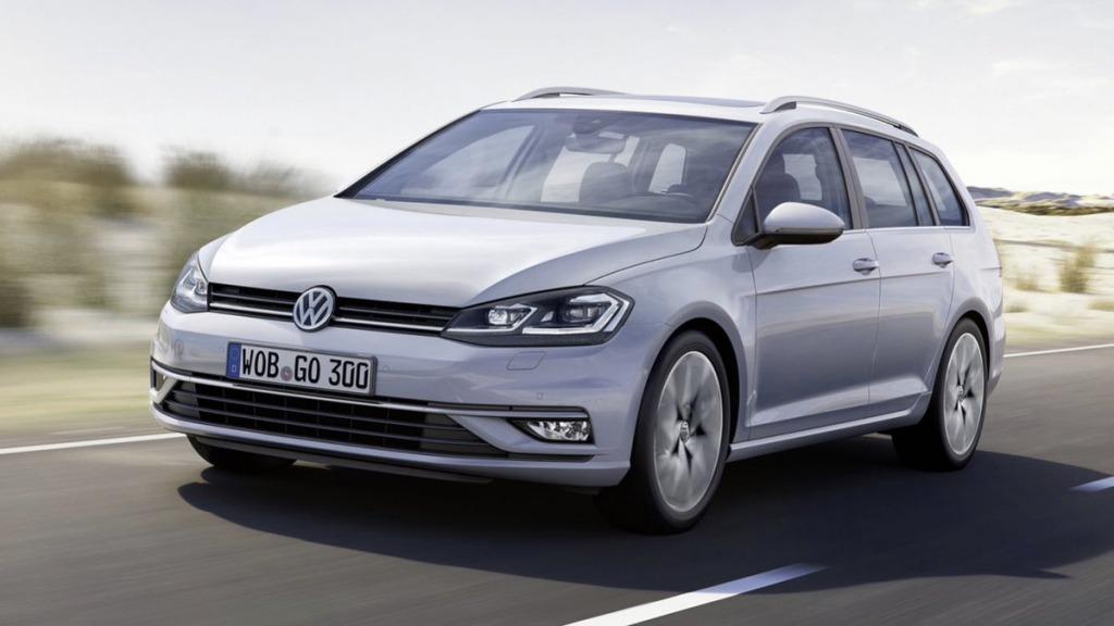 2021 Volkswagen Golf Sportwagen Drivetrain