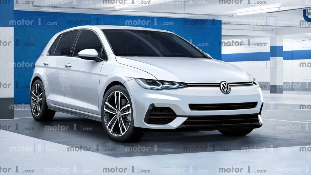 2021 Volkswagen Golf Sportwagen Exterior
