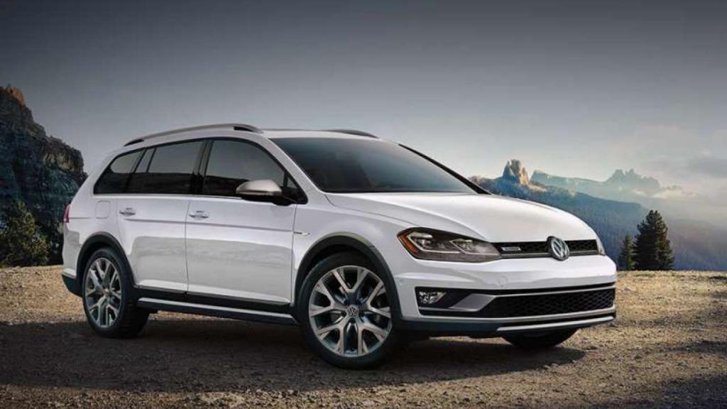 2021 Volkswagen Golf Sportwagen Specs