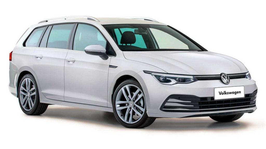 2021 Volkswagen Golf Sportwagen Wallpapers