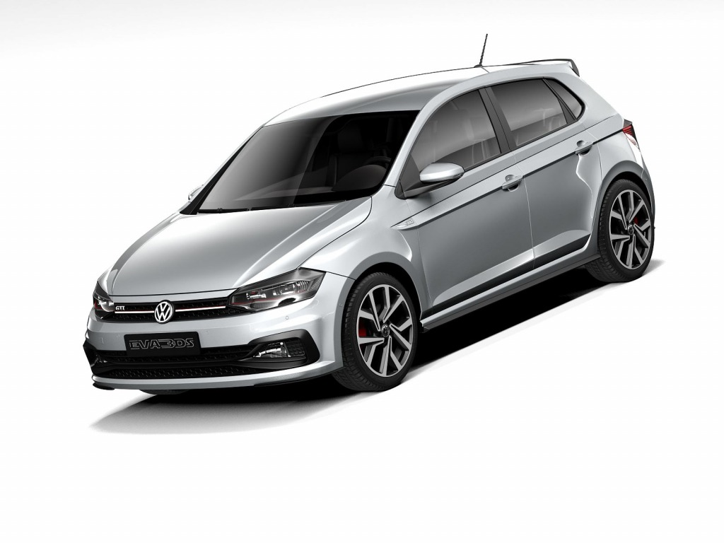 2021 Volkswagen Polos Images