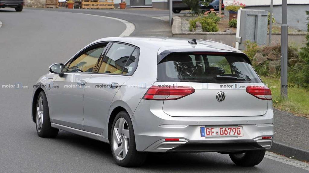 2021 Volkswagen Polos Spy Shots