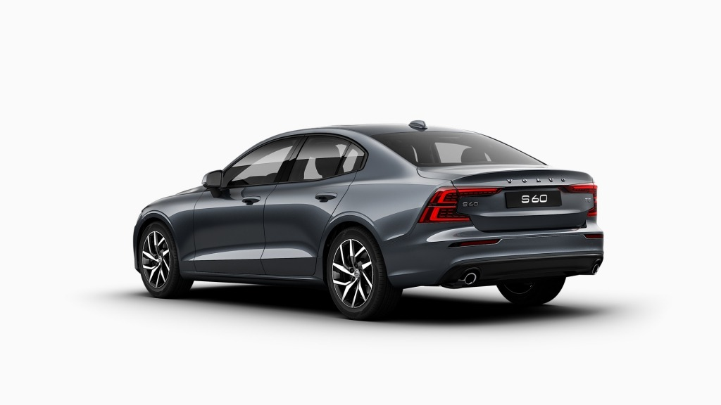 2021 Volvo S60 Powertrain