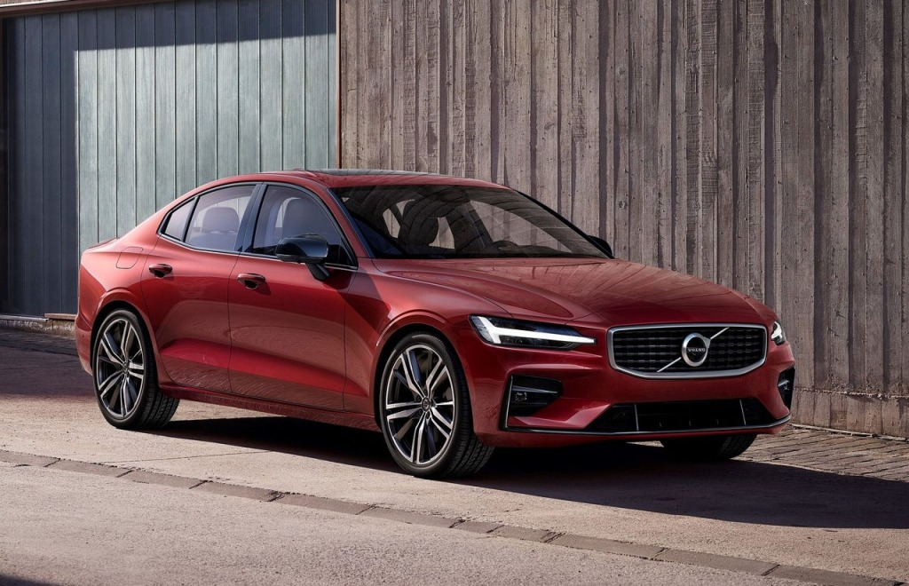 2021 Volvo S60 Wallpapers