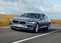 2021 Volvo S80 Redesign