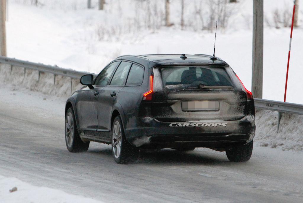 2021 Volvo S90 Powertrain