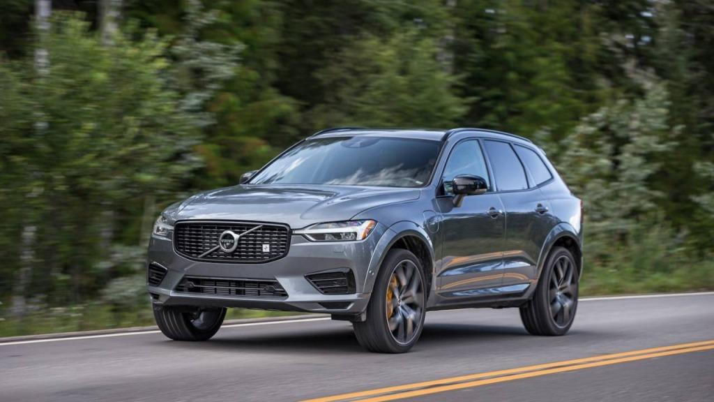2021 Volvo XC60 Price