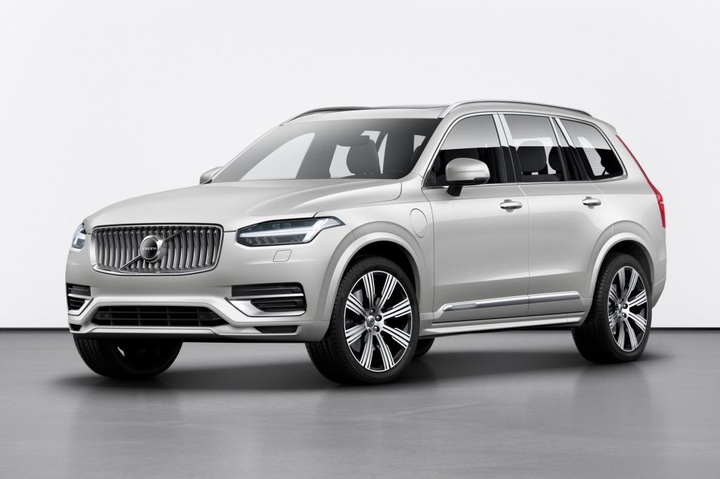 2021 Volvo XC90 Pictures