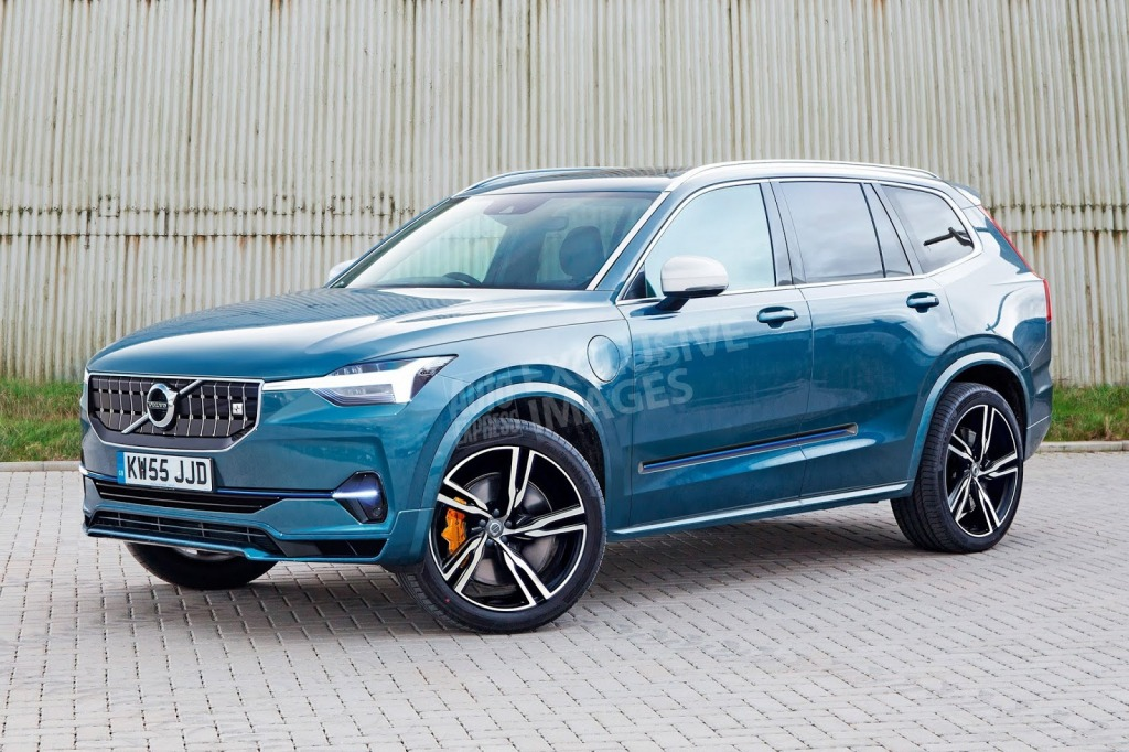 2021 Volvo XC90 Wallpapers