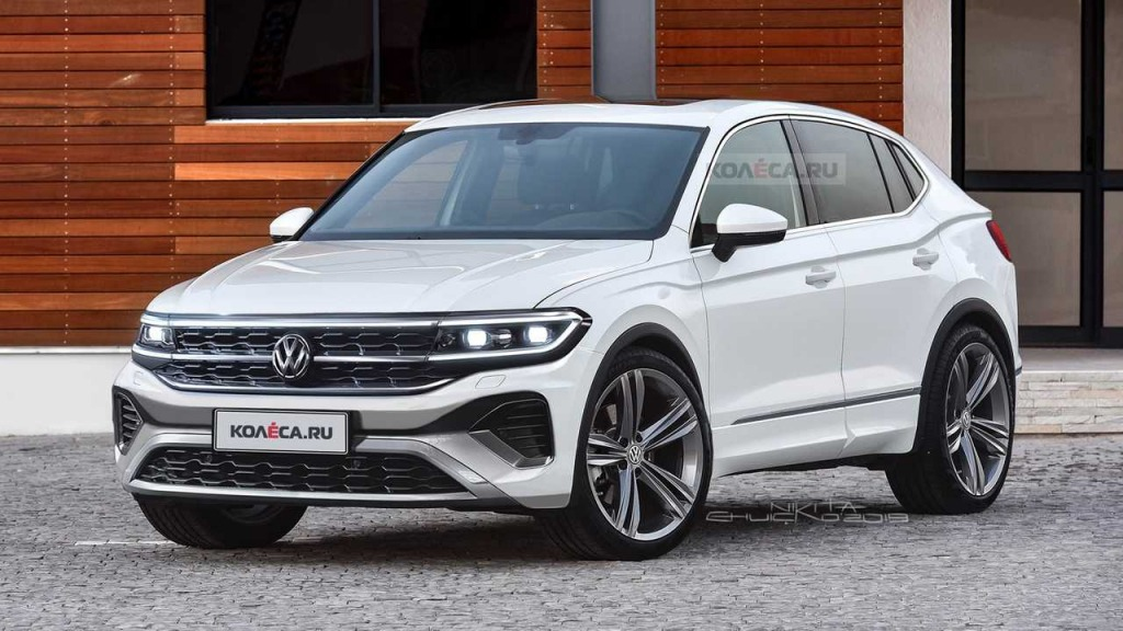2021 VW Tiguan Pictures