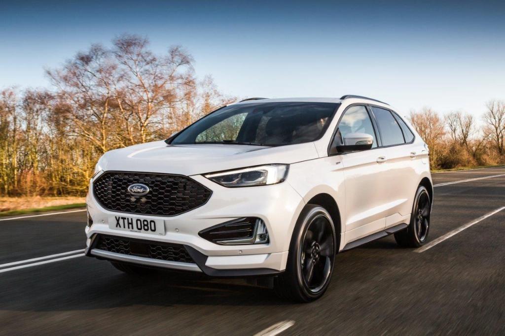 Ford Edge New Design Drivetrain