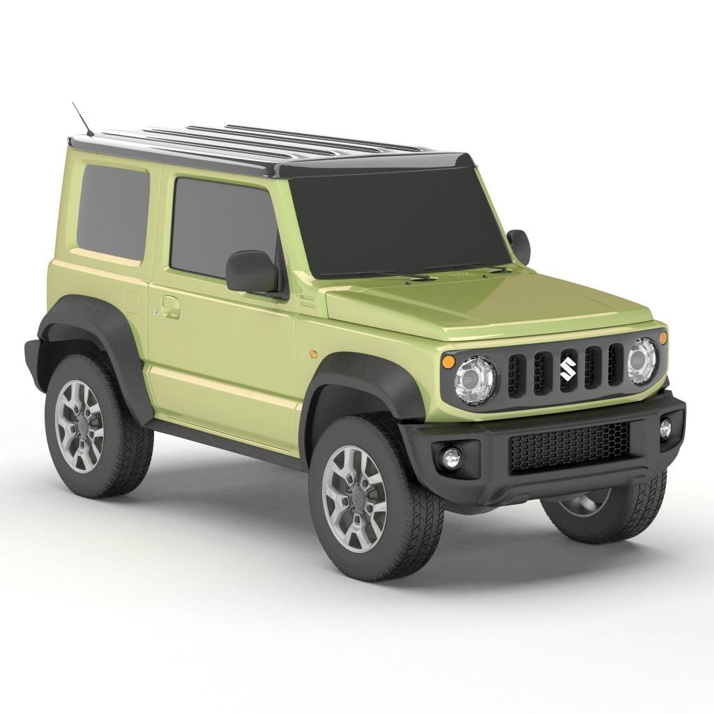 Suzuki Jimny Model Images