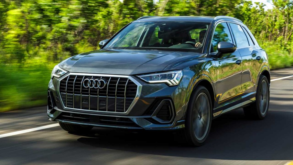 2021 Audi Q3 Wallpapers