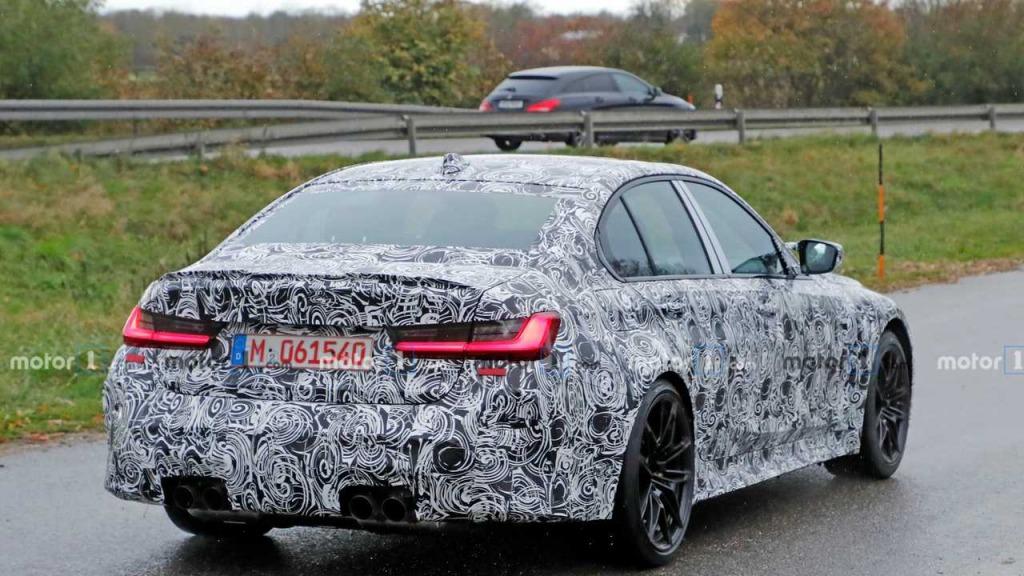 2021 BMW 3Series Drivetrain