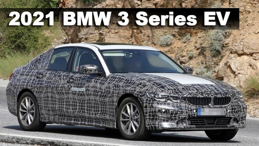 2021 BMW 3Series Redesign
