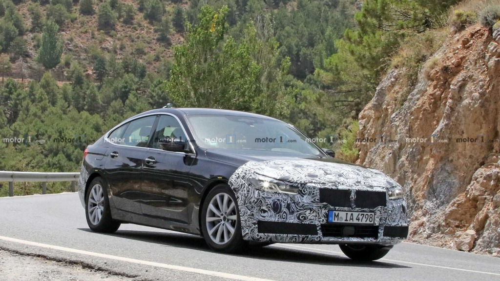 2021 BMW 6 Engine