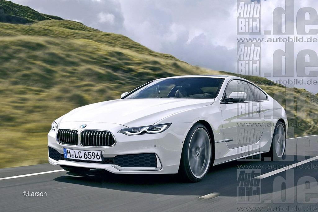 2021 BMW 6 Redesign