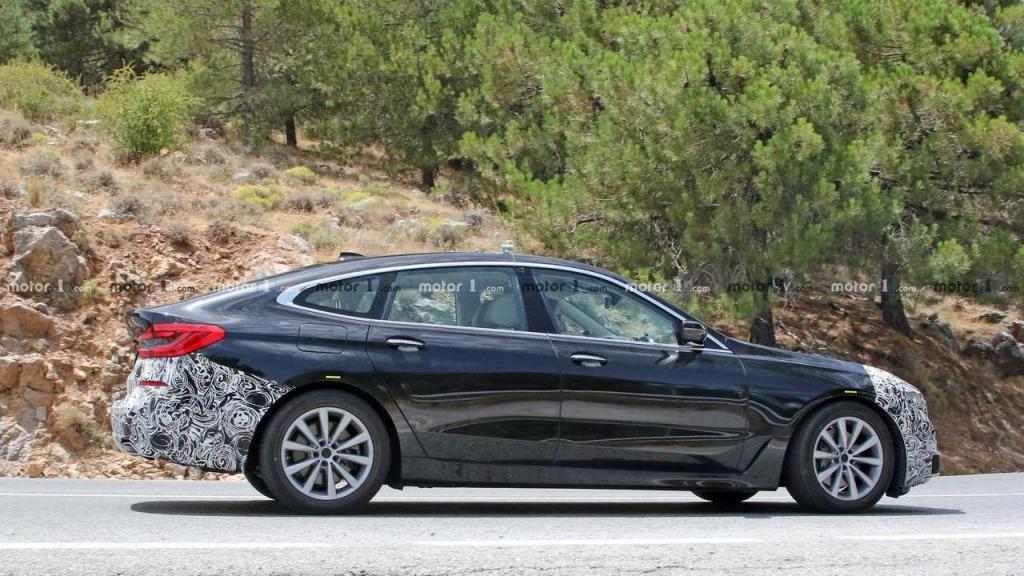 2021 BMW 6 Spy Shots