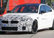 2021 BMW M5 Powertrain