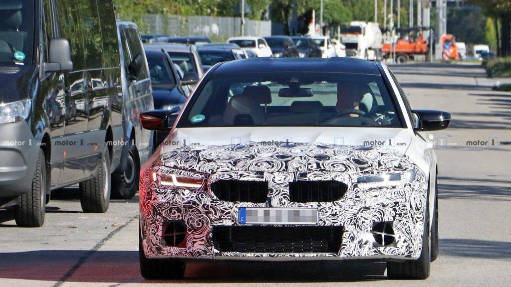 2021 BMW M5 Price
