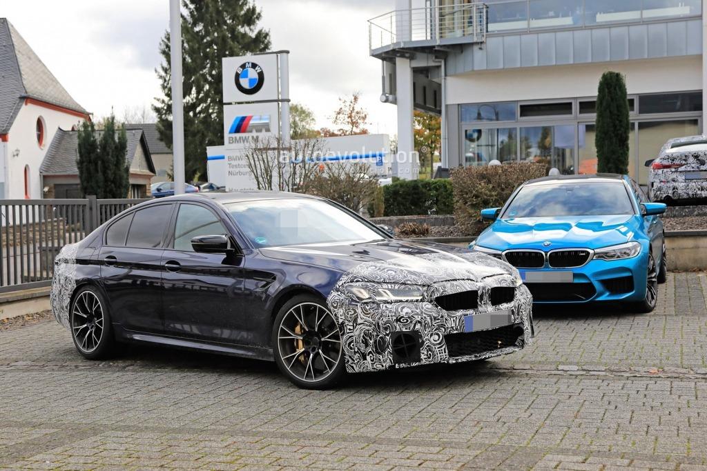 2021 BMW M5 Wallpaper