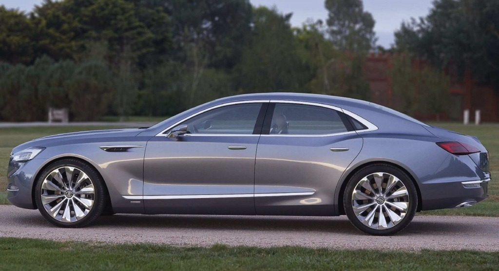 2021 Buick Grand Nationals Release Date