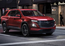 2021 Chevrolet Traverses Wallpapers
