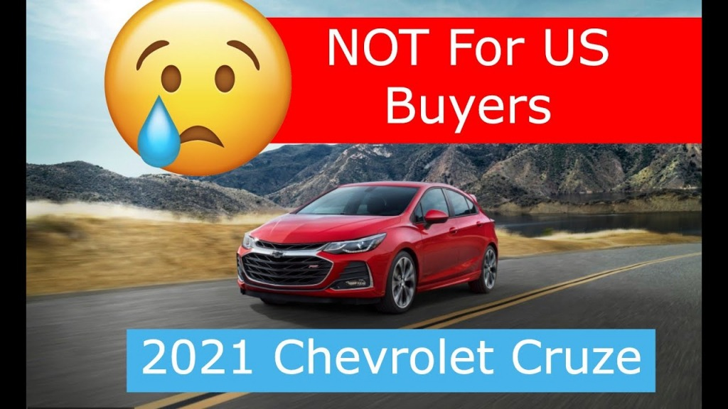 2021 Chevy Cruze Engine