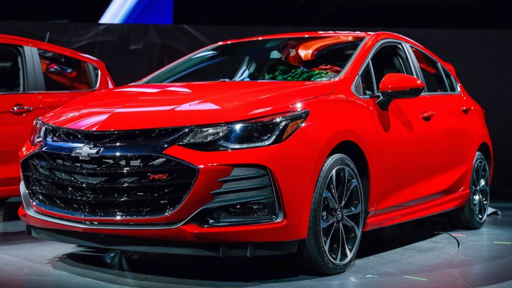 2021 Chevy Cruze Images