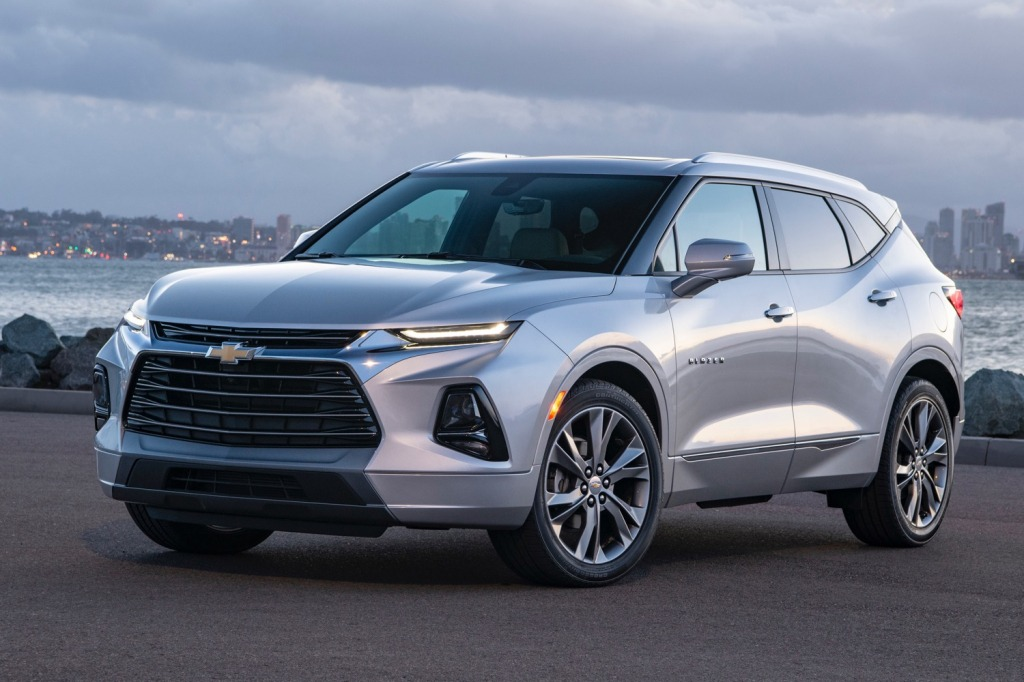 2021 Chevy Equinox Redesign