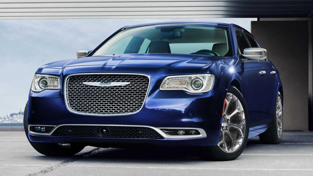 2021 Chrysler 300 Exterior | New Cars Zone