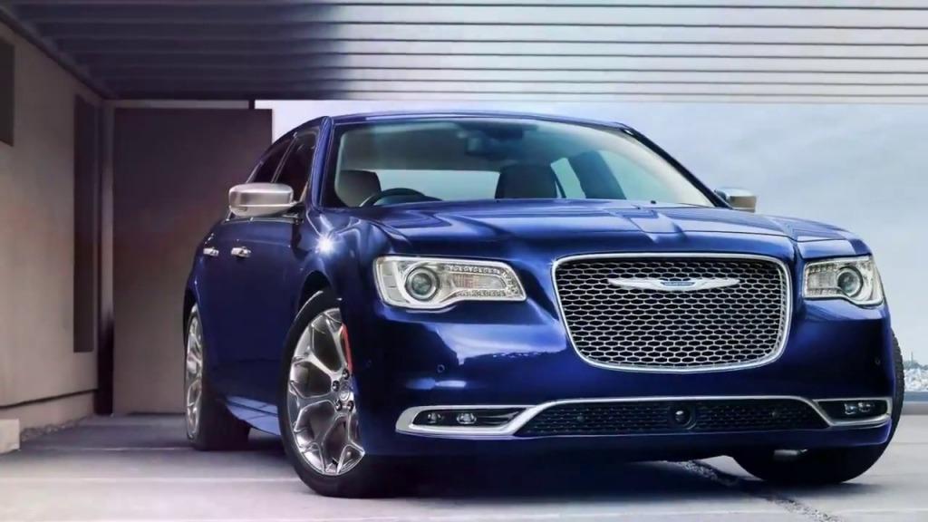 2021 Chrysler 300 Powertrain