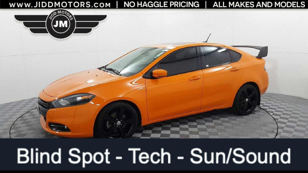 2021 Dodge Dart SRT Wallpaper