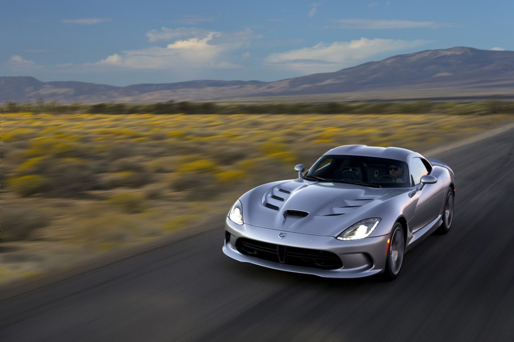 2021 Dodge Viper Roadster Concept