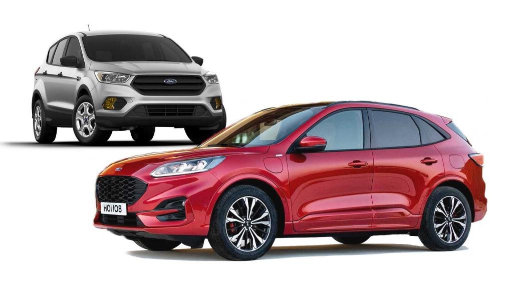 2021 Ford Escape Concept
