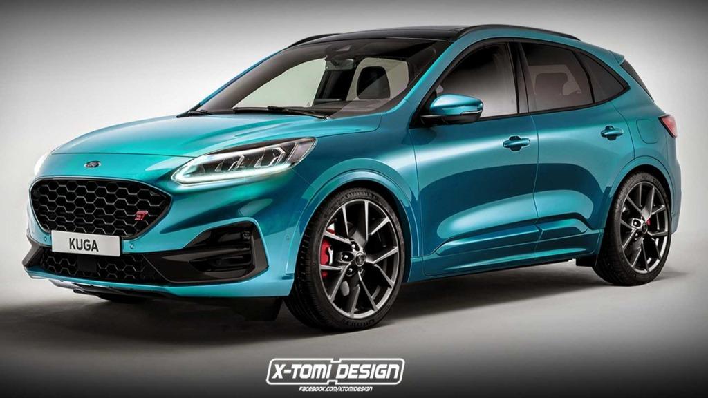 2021 Ford Escape Release Date