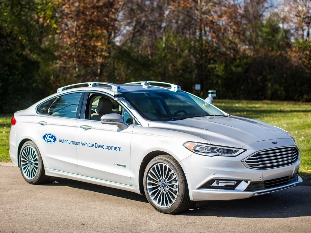 2021 Ford Fusion Wallpapers