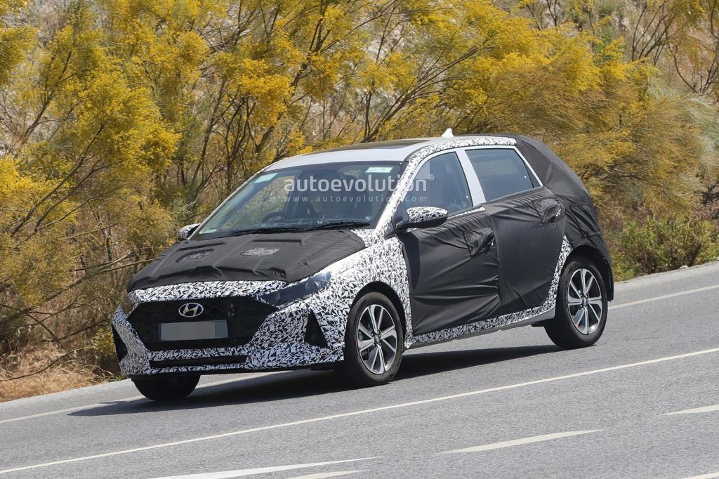 2021 Hyundai I20 Concept