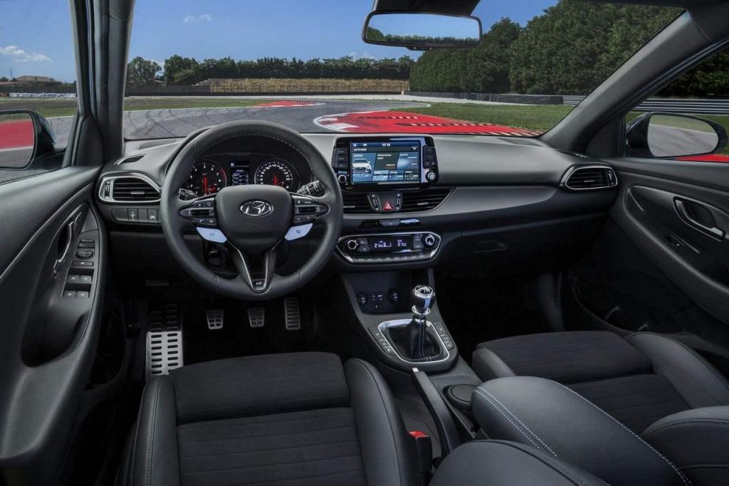 2021 Hyundai I20 Drivetrain