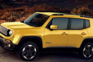 2021 Jeep Renegade Engine
