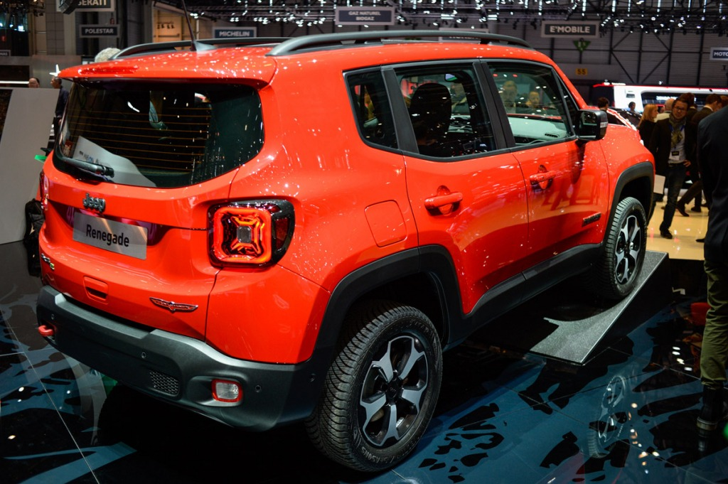 2021 Jeep Renegade Powertrain