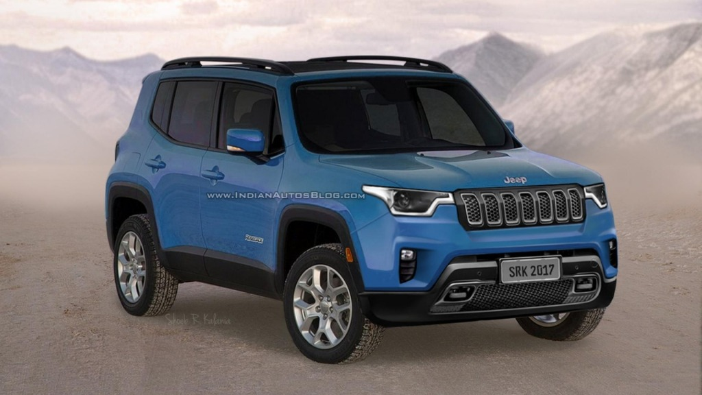 2021 Jeep Renegade Price