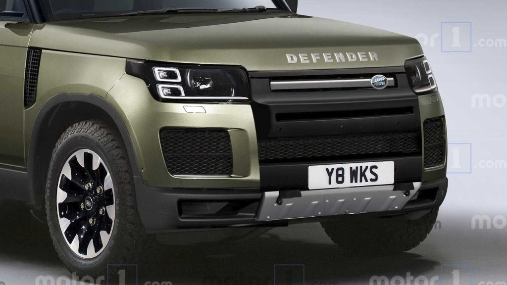 2021 Land Rover LR4 Redesign