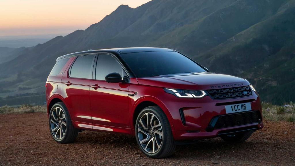 2021 Land Rover LR4 Specs