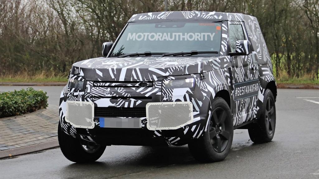 2021 Land Rover LR4 Redesign, Specs, Style, Specs & Spy ...