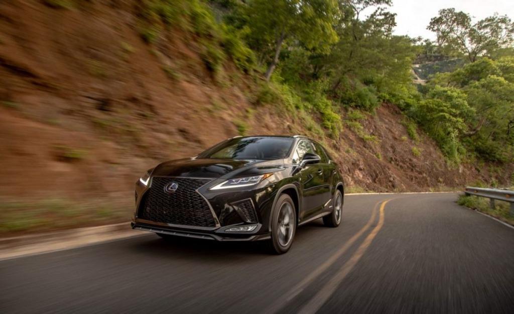2021 Lexus RX 350 Specs