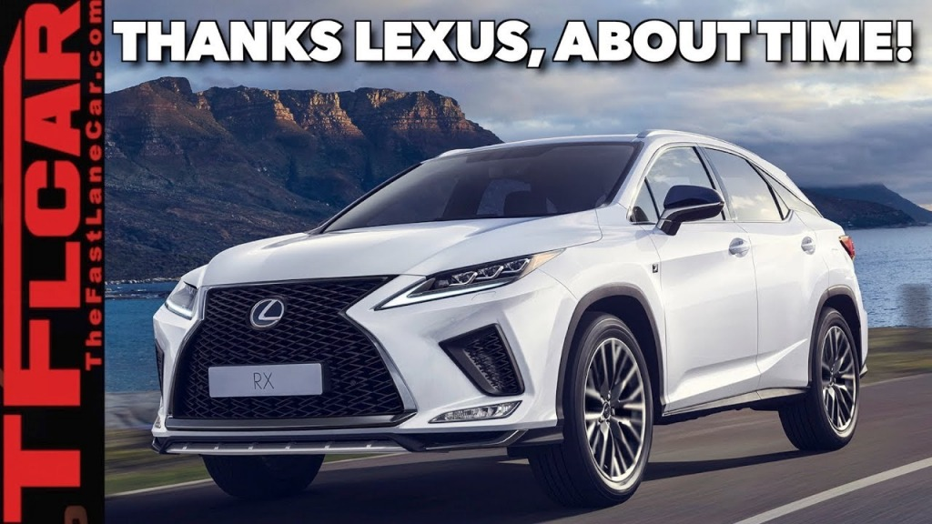 2021 lexus rx 350 spy photos  new cars zone
